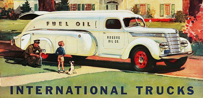 Cool Corn Binder: 1949 International KB
