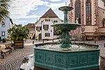 Andreasbrunnen Deidesheim