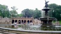 Bethesda Terrace and Fountain - Wikipedia