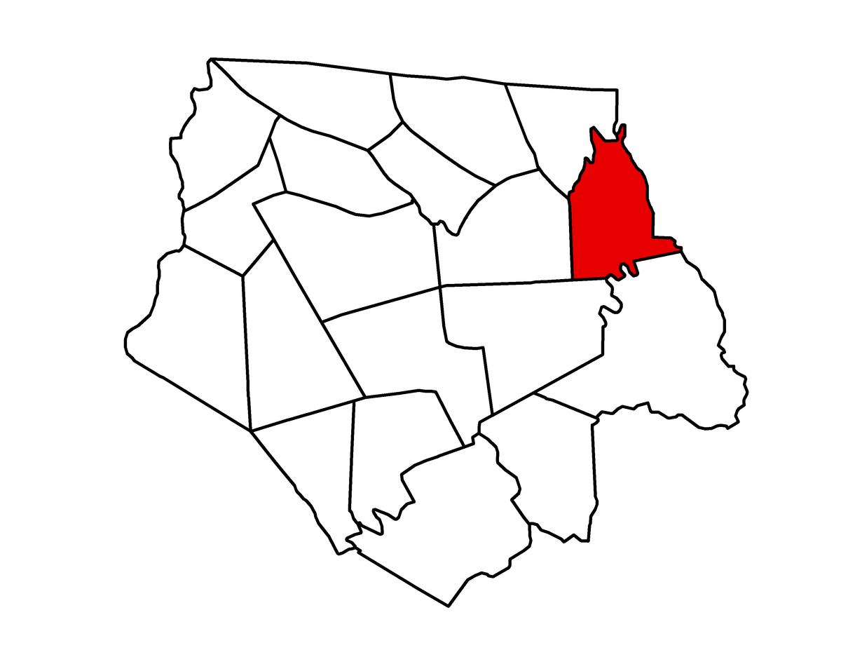 Chestnut Hill Township Ashe County North Carolina