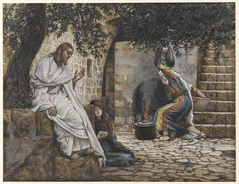 Marriage of Jesus 1 Mary, John, Judas, Thomas and Brown (1/5)