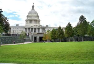 Image of Capitol Visitors Center by Matthew Bisanz