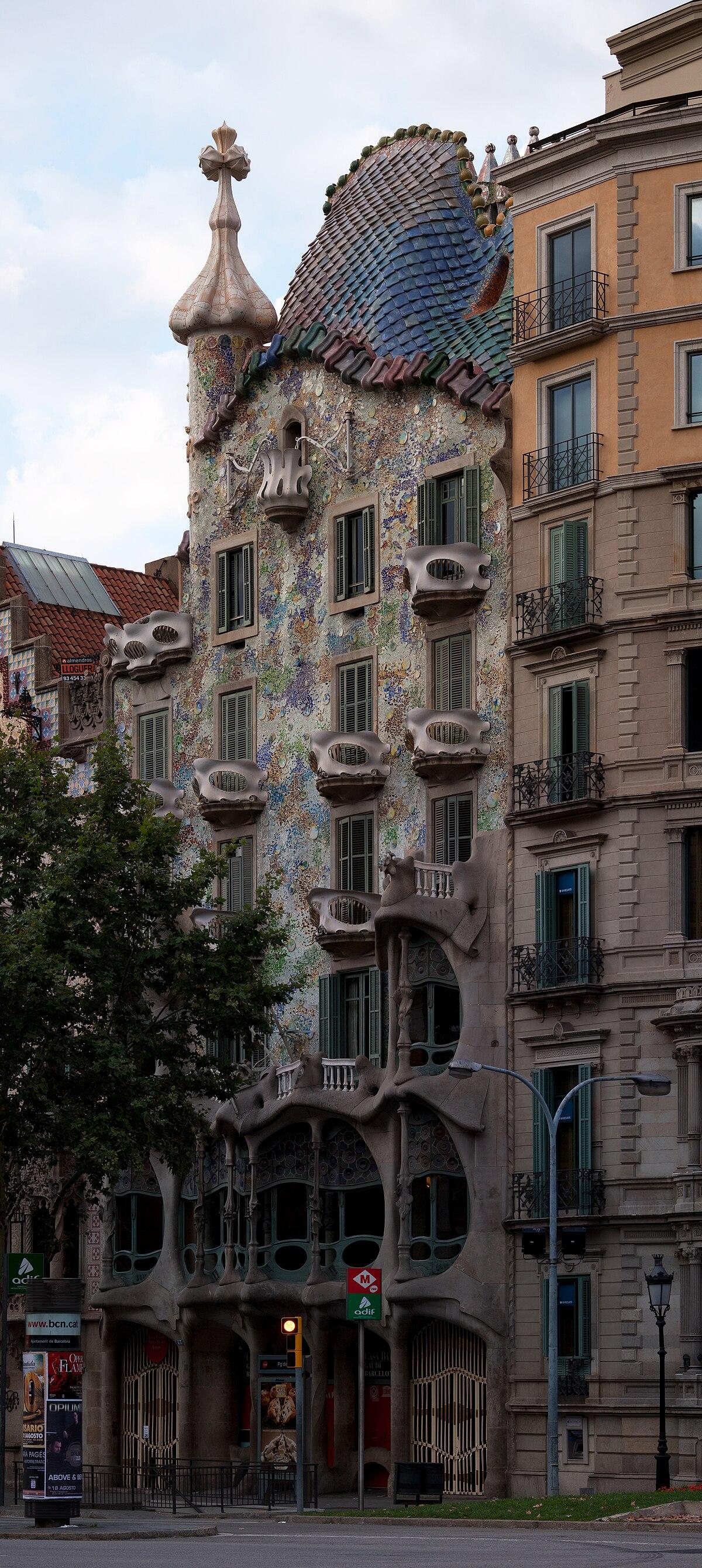 Casa Batll  Wikipedia