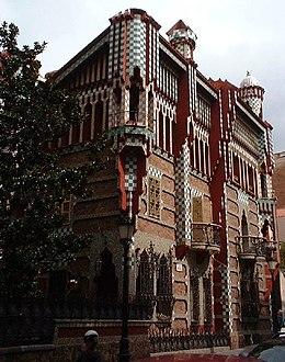 Casa Vicens  Wikipdia