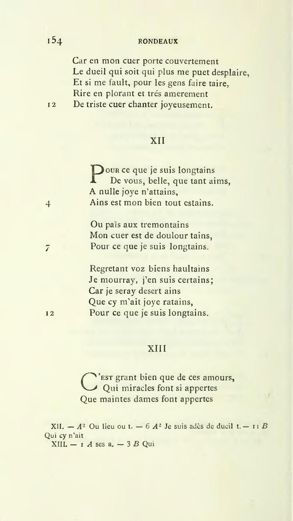 Je Suis Sur Et Certain : certain, Page:De, Pisan, Œuvres, Poétiques,, 1.djvu/204, Wikisource