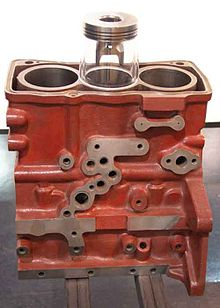 Straightthree engine  Wikipedia
