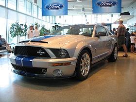 Ford Mustang GT500KR.JPG