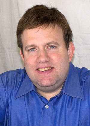 Dr. Frank Luntz at the 2009 Texas Book Festiva...
