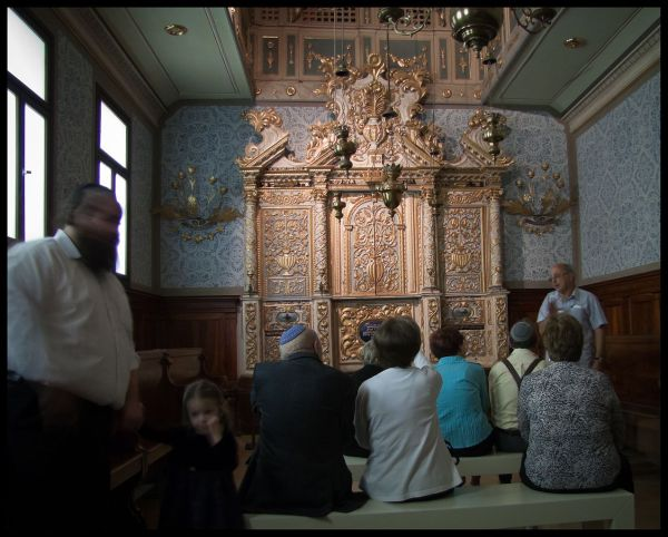 File Israel Museum- Transfered And Rebuilt Synagogues