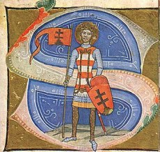 King Saint Stephen, the first King of Hungary, converted the nation to Christianity