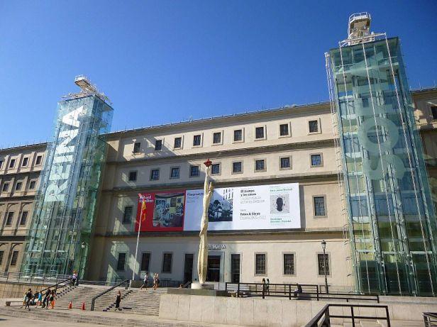 Madrid - Museo Nacional Centro de Arte Reina Sofía (MNCARS) 03
