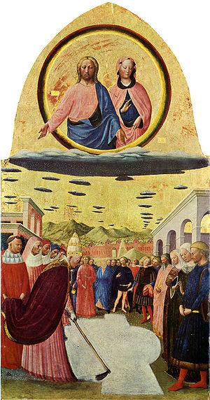 Foundation of Santa Maria Maggiore Basilica