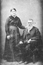 Nicholas & Virginia Ann Earp, genitori di Wyatt Earp