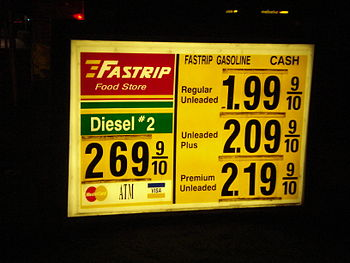 On November 17, gas prices had dropped to $1.9...