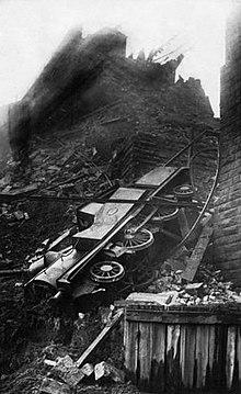Penistone rail accidents  Wikipedia