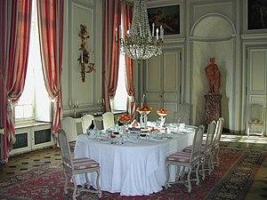 Château de La Motte-Tilly - Salle à Manger
