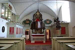 Deutsch: Glücksburg in Schleswig-Holstein. Die...