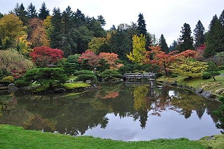 seattle japanese garden - wikipedia