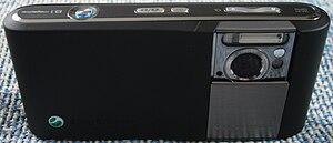 English: Sony Ericsson c905 Cyber-shot slider ...