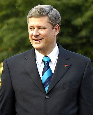 English: Stephen Harper, Prime Minister of Canada