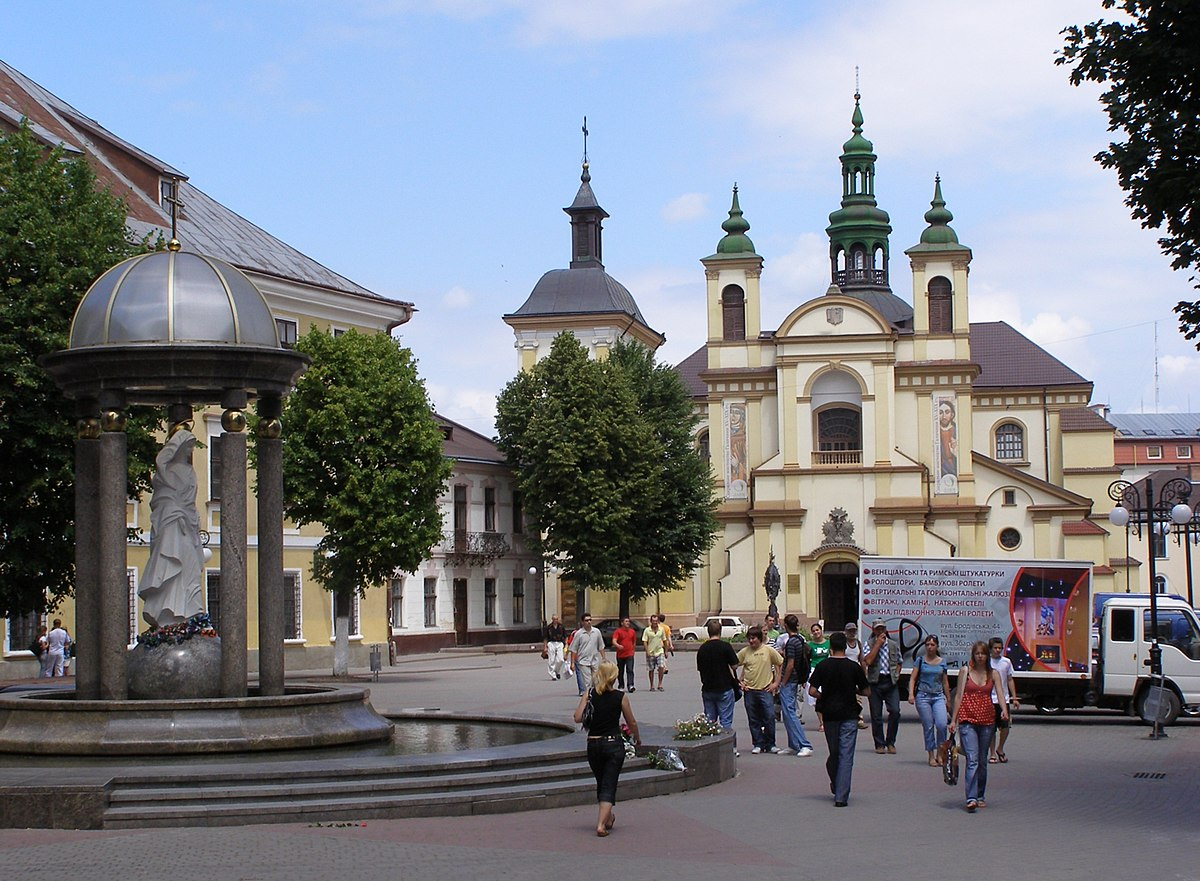 IwanoFrankiwsk  Reisefhrer auf Wikivoyage
