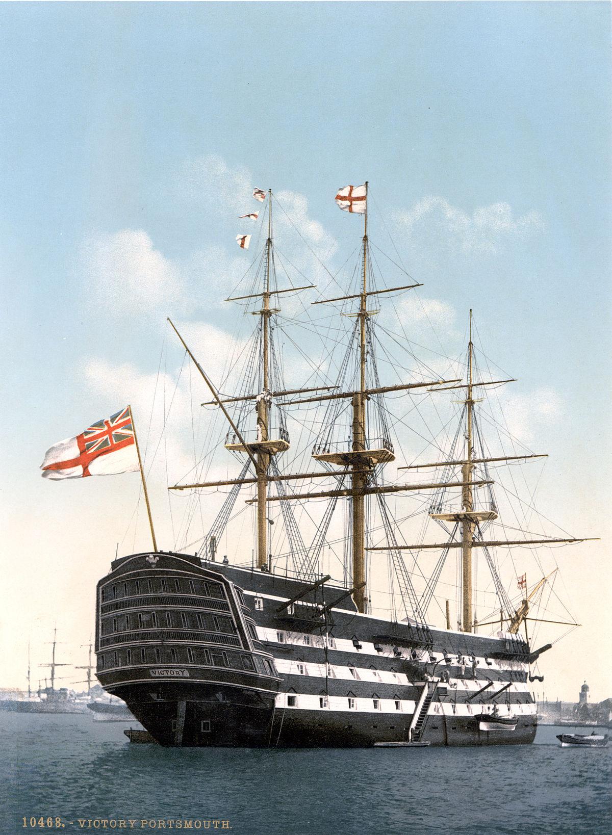 HMS Victory  Wikipedia