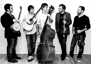 American bluegrass group, Punch Brothers