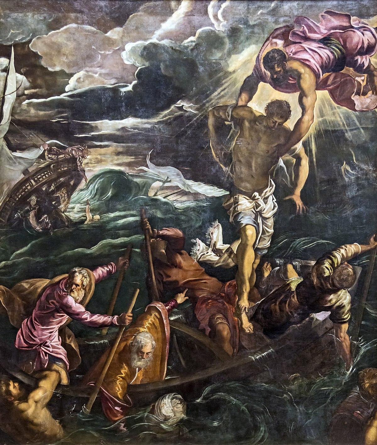 San Marco salva un saraceno  Wikipedia