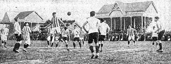 Image result for futbol uruguay 1905