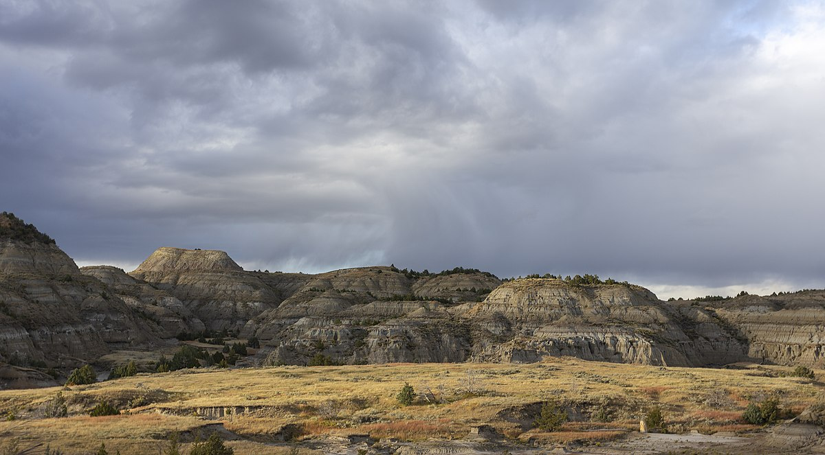 Theodore Roosevelt National Park Travel Guide At Wikivoyage