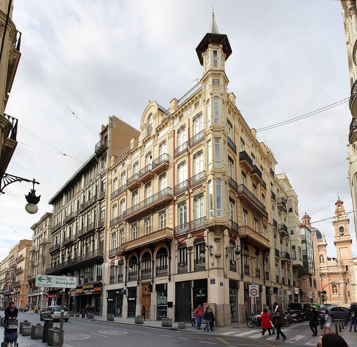 Casa Sancho  Wikipedia la enciclopedia libre