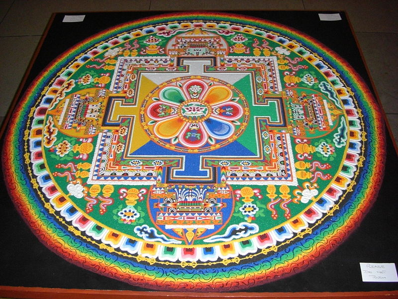 Dromenon ordinary creativity - Mandalas signification formes ...