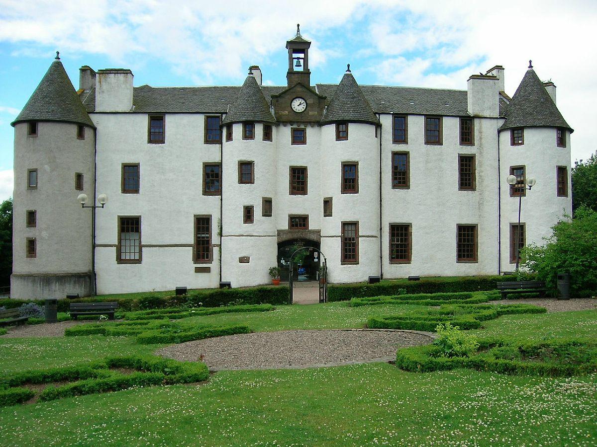 Dudhope Castle  Wikipedia
