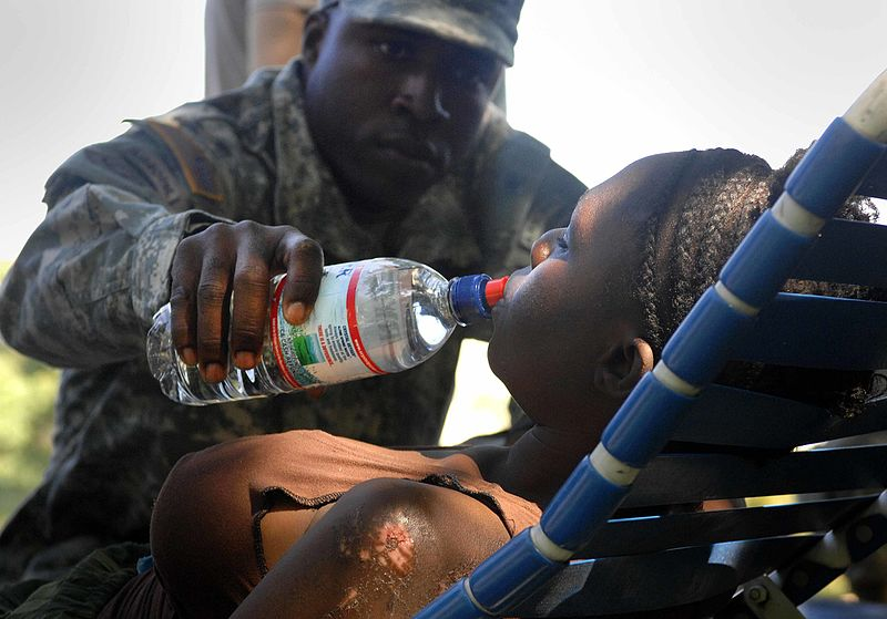 File:Flickr - The U.S. Army - Soldier returns to Haiti, helps family.jpg