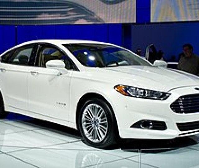 Ford Fusion Hybrid Nd Gen Jpg