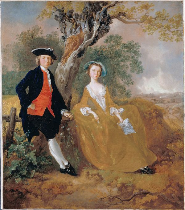 Thomas Gainsborough Landscape Paintings