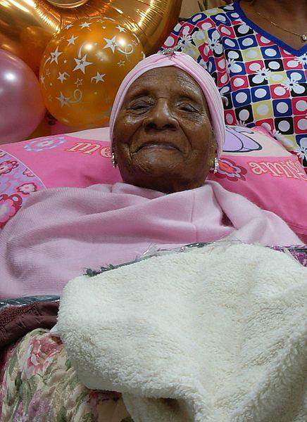 File:Gertude Baines turns 115 2.JPG