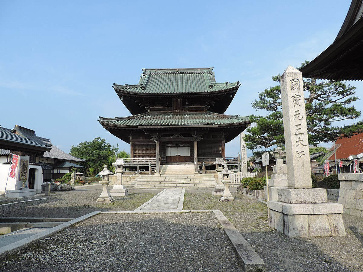 玉泉寺 (長浜市) - Wikipedia