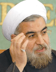 Hassan Rouhani, January 29, 2005