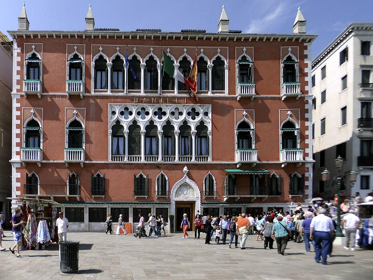 Hotel Danieli  Wikipedia