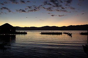 Inle Lake, Evening :Author: Ralf-André Lettau ...