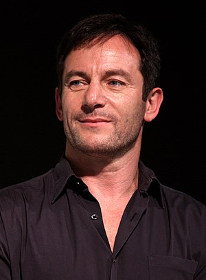 English: Jason Isaacs at the 2011 Comic Con in...