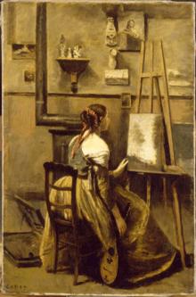 JeanBaptiste Corot  Wikipedia
