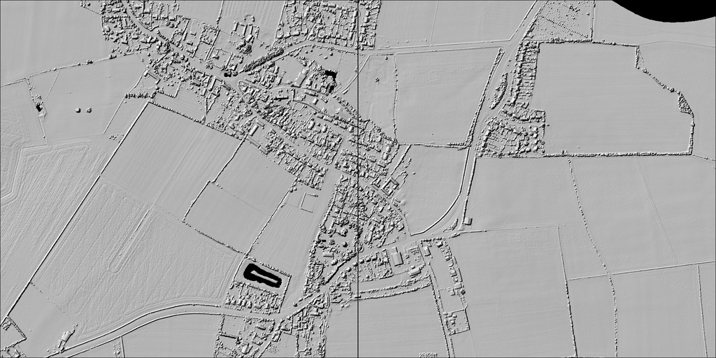 File:LIDAR image of Barton, Cambridgeshire, 1m resolution