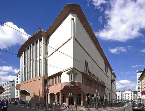 Museum Fur Moderne Kunst Frankfurt
