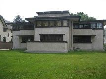 Frank Lloyd Wright Prairie School Of Architecture Historic