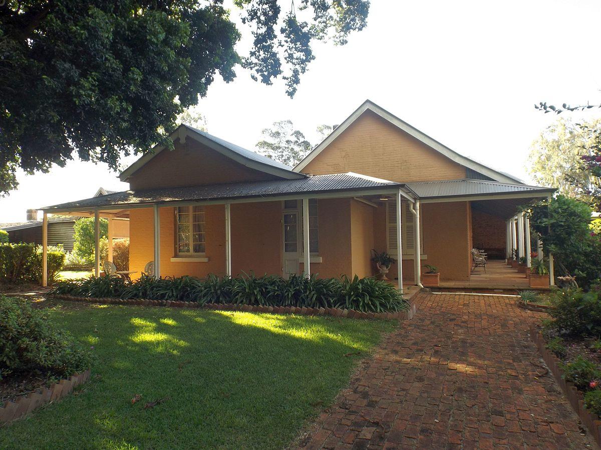 Ormiston House Estate  Wikipedia