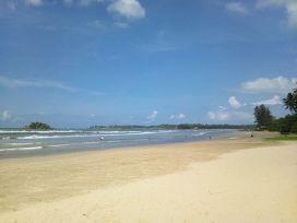Weligama Beach in Sri Lanka