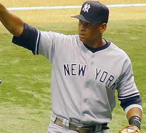 Cropped version of Image:Alex Rodriguez, New Y...
