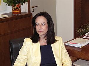 Από συνέντευξη με την Άννα Διαμαντοπούλου.